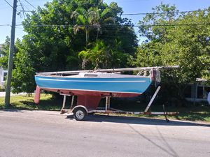 Sailboat for sale for Sale in Fort Lauderdale, FL