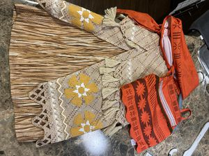 Disney Moana 5/6 costume for Sale in Carrollton, TX