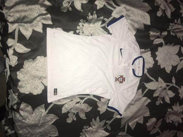 2 Authentic Portugal Jerseys
