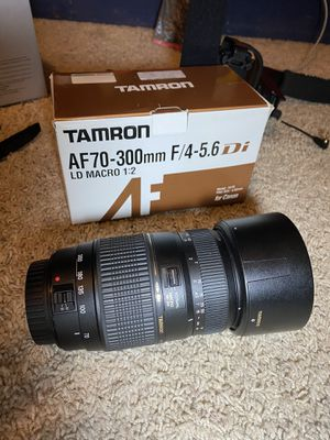 Canon lens for Sale in Broomfield, CO