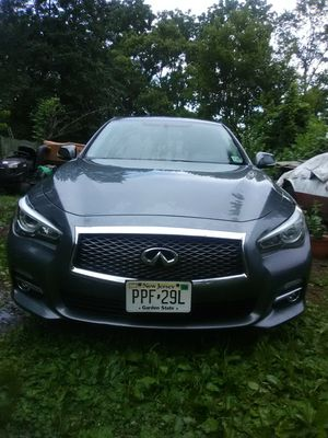 2015 Infiniti part or whole car for Sale in Burlington, NJ