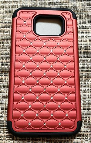 Generic Samsung Galaxy S6 Case (Red) for Sale in Fremont, CA