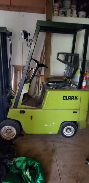 Clark's forklift for Sale in Portland, OR