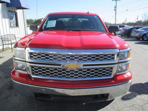 2014 Chevrolet Silverado_1500