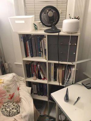 8 cube organizer shelf for Sale in Boston, MA