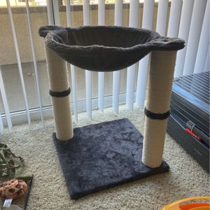 Amazon Cat Condo Tree with Hammock for Sale in Irvine, CA