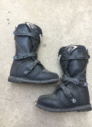 Youth O'Neal ATV/Dirt Bike Riding boots for Sale in Fresno, CA