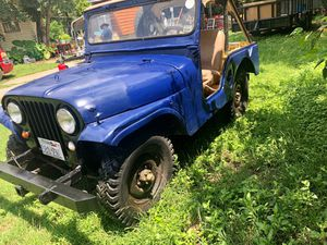 1965 Jeep Willy 4x4 for Sale in San Antonio, TX