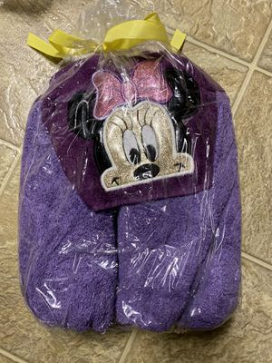 Handmade hooded towel for Sale in Rocky Mount, VA
