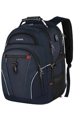 Extra Large Laptop Backpack, Business Travel College School Student Bag for Sale in Los Angeles, CA