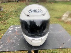 Shoei helmet. Large for Sale in Waxahachie, TX