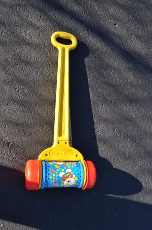 Baby Chime Roller Push Toy for Sale in Pennsburg, PA