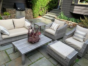 6 Piece outdoor furniture set for Sale in Seattle, WA
