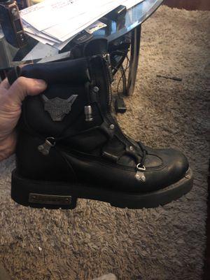 Harley Davidson boots for Sale in Portsmouth, VA