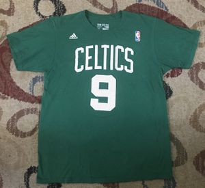 Rajon Rondo Celtics Jersey/Shirt for Sale in West Springfield, MA