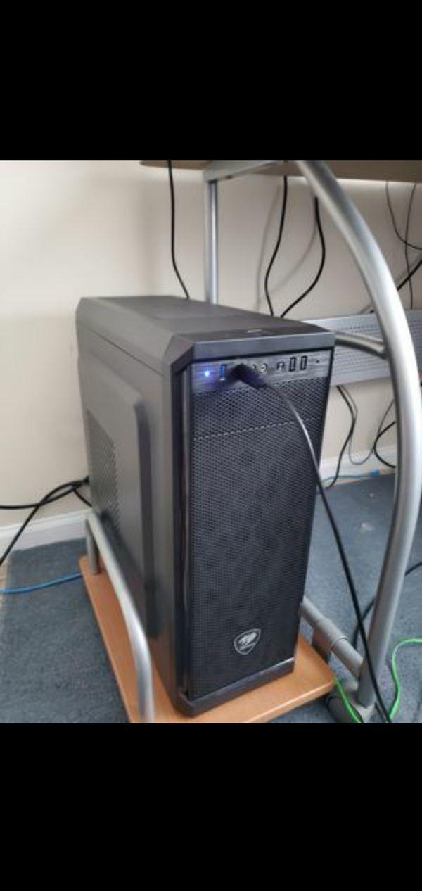 Gaming computer ryzen 3600