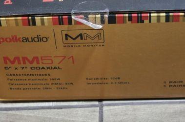 Polk Audio Mm571 Speaker. Brand New With Box. for Sale in Lynwood,  CA