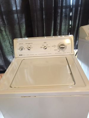 Kenmore 80 series washer and Maytag dryer for Sale in San Antonio, TX