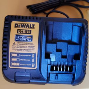 New Dewalt 20/60 volt battery charger & dozens more items posted here for Sale in Kirkland, WA