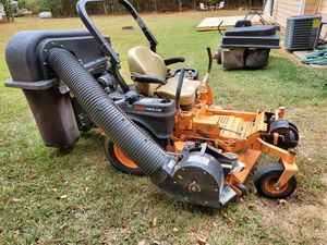 2014 Scag mower and trailer for Sale in Eno Valley, NC