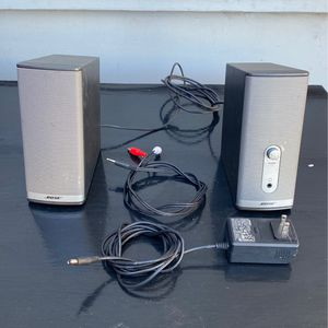 Bose Computer Speakers for Sale in Anaheim, CA