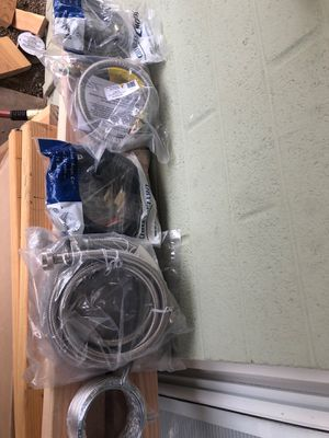 For sale, Appliance hook up parts. for Sale in Phoenix, AZ