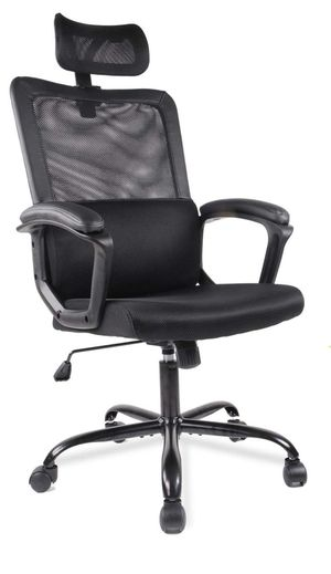 SmugChair Ergonomic Black Mesh High Back Office Chair for Sale in Rosemead, CA