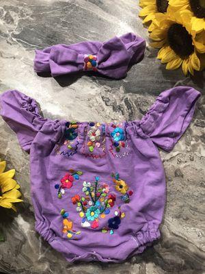 Sofia Romper - Purple for Sale in Houston, TX