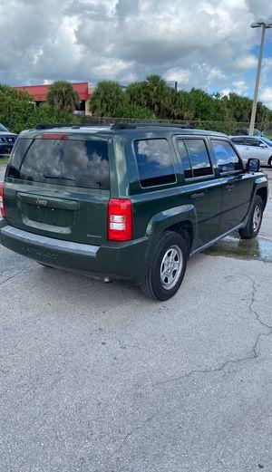2007 Jeep Patriot for Sale in Orlando, FL