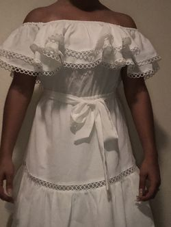white dress🤍 for Sale in Kissimmee,  FL