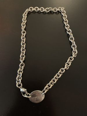 Tiffany &co necklace for Sale in Denver, CO