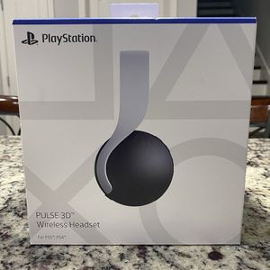 Sony Playstation 5 Pulse 3D Wireless Gaming Headset for Sale in Montgomery, AL