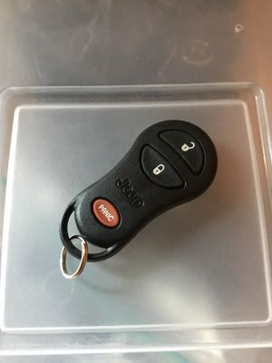 1999 to 2004 Jeep grand Cherokee remote transmitter for Sale in Concord, MA