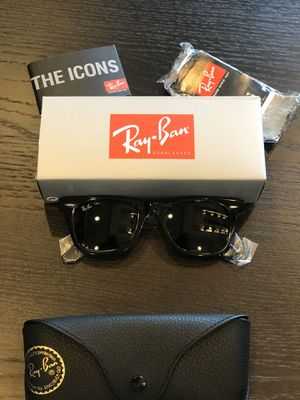New Ray Ban Sunglasses! for Sale in Stone Mountain, GA
