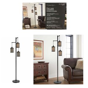 Artemis 3-Light Floor Lamp for Sale in Stafford, TX