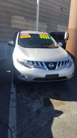 2009 Nissan Murano loaded for Sale in Las Vegas, NV