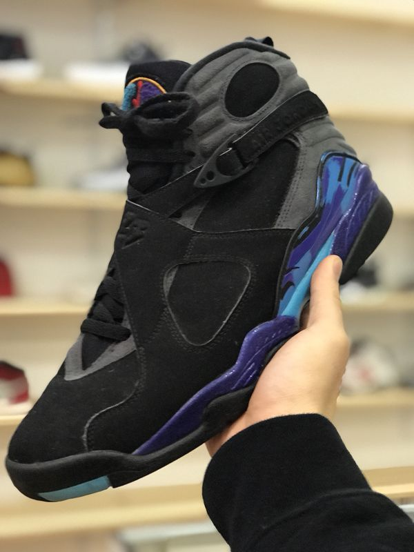 cca988216 Air Jordan Retro 8 Aqua Size 11 for Sale in Sugar Land