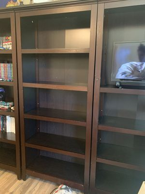 Bookcase 5 Shelf, Target Brand x3 for Sale in Austin, TX