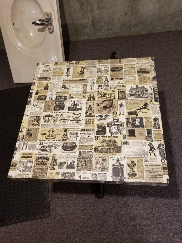 2 Original Subway Tables (Collectors item)