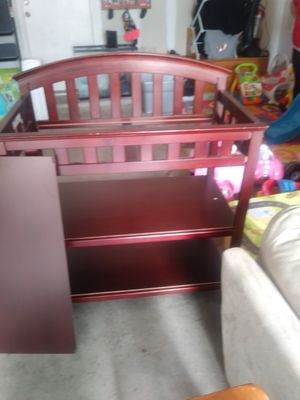 Changing table used for Sale in Crowley, TX