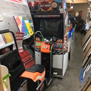 SEGA Harley Davidson L.A Riders Arcade for Sale in Philadelphia, PA