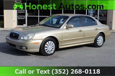 2003 Hyundai Sonata for Sale in Fruitland Park,  FL