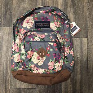 NEW Jansport Floral Backpack for Sale in Snellville, GA