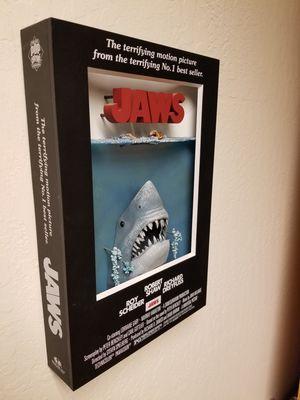 Jaws 3d wall mount for Sale in Phoenix, AZ