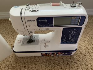 Sewing machine/Brother Innovis 990D for Sale in Wenatchee, WA
