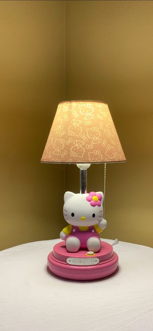 Hello Kitty Lamp for Sale in Bothell, WA