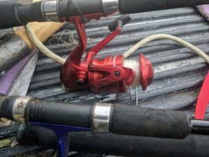 Fishing rods for Sale in Riverview, FL