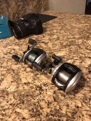 Abu Garcia Fishing Reels for Sale in Las Vegas, NV