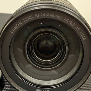 Canon Lens RF 24-240 New for Sale in Brooklyn, NY