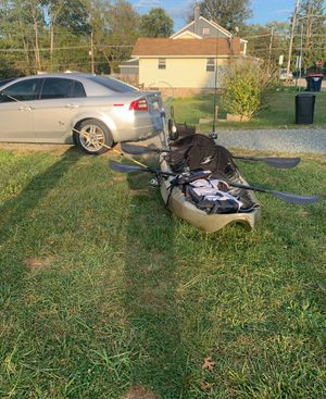 Lifetime fisher kayak for Sale in Oxford, PA